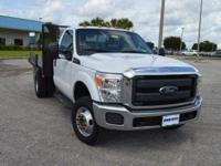 Always owned in Florida, this well maintained Ford F350