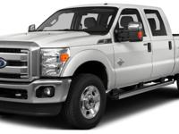 F-350 SuperDuty XL, 4D Crew Cab, Power Stroke 6.7L V8