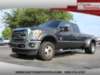 2015 Ford F-350 Super Duty SuperCrew XLT Long Bed DRW
