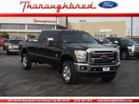 Our 2015 Ford F350 Lariat 4WD Crew Cab presented in