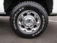 4WD/AWD/4X4, 4WD, 18 Chrome Clad Cast Aluminum Wheels,