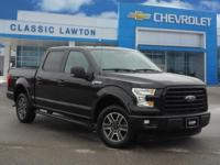 New Price! CARFAX One-Owner. 2015 Ford F-150 RWD