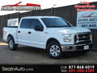 SUPER CLEAN LIKE NEW ECOBOOST CREW CAB 2WD!! BRAND NEW