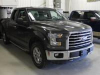 Recent Arrival! 2015 Ford F-150 XLT Super Cab, 4WD,