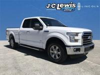 CARFAX One-Owner. Clean CARFAX. Oxford White 2015 Ford