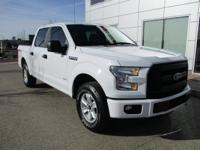 Outstanding design defines the 2015 Ford F-150! This is