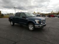 2015 Ford F-150 4WD 6-Speed Automatic Electronic 5.0L