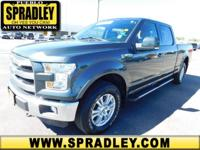 Nice truck! This Lariat is all there!! Runs great and