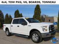 New Price! 2015 Ford F-150 4WD 6-Speed Automatic