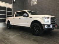 TXT US! ANGELO ! THIS 2015 FORD F-150 LARAIT IS FRESH