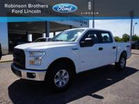 Robinson Brothers Ford Lincoln specializes in one owner