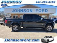 leveling kit, 35 tires. Contact Johnson Ford today for