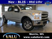 4X4, Lariat, Leather, Bucket Seats, Navigation, Power