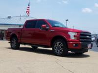 This F150 (*FORD CERTIFIED*) is LOADED! It comes