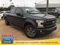 New Price! CARFAX One-Owner. Tuxedo Black Metallic 2015