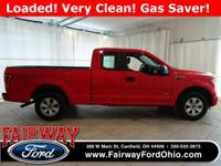 Recent Arrival! 2015 Ford F-150 XL Super Cab***XL Sport