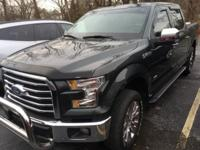 Metall 2015 Ford F-150 4WD 6-Speed Automatic Electronic