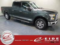 2015 Ford F-150 XLT 4X4***Guard Metallic