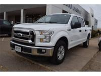 We are excited to offer this 2015 Ford F-150. When you