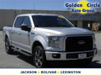 *** ONLY 27K MILES .. TOW PKG .. ECOBOOST .. REMOTE