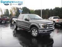 New Price! 2015 Ford F-150 XLT *CLASS IV TRAILER