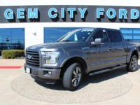 ONE OWNER LOCAL TRADE ! ... LOW MILES ! ... XLT SPORT