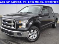 4WD,Rear View camera,5.0V8 , Trailer Tow,FX-4 off road