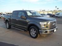 2015 Ford F-150 XLT XLT CARFAX One-Owner. Certified.
