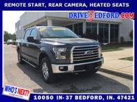 **1-OWNER, **CLEAN CARFAX, **REMOTE START, **REAR