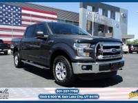 This outstanding example of a 2015 Ford F-150 4WD