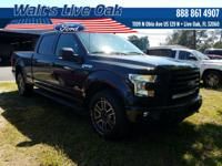 New Price! 2015 F-150 Ford Priced below KBB Fair
