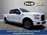 New Price! CARFAX One-Owner. 2015 Ford F-150 XLT RWD