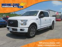 3.5L ECOBOOST, BLACK SPORT BUCKETS W/CONSOLE, EQUIPMENT