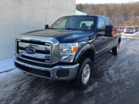 Climb inside the 2015 Ford F-250! It just arrived on