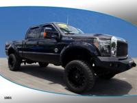 New Price! This 2015 Ford F-250SD Lariat in Tuxedo