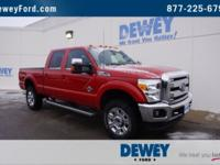CARFAX One-Owner. Certified. Vermillion Red 2015 Ford
