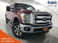 Lariat ! Local One Owner Trade ! Super Low Mileage Must