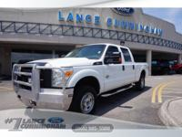 CARFAX One-Owner. Clean CARFAX. 2015 Ford F-250SD XL