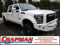 New Price! CHAPMAN LANCASTER . 2015 Ford F-350SD