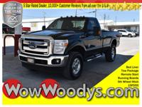 Check out this 2015 Ford Super Duty, equipped with a