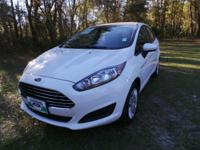 Take a look at this fresh, spirited 2015 Fiesta S Sedan