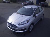 Internet Special on this notable 2015 Ford Fiesta S Gas