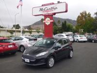 Options:  2015 Ford Fiesta S|Carfax One-Owner. Clean