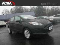 A few of this used Fiesta Hatchback's key features