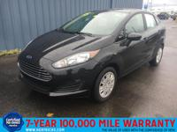 Check out this gently-used 2015 Ford Fiesta we recently
