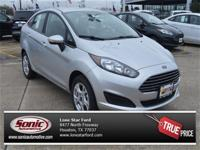 Climb inside the 2015 Ford Fiesta! An affordable