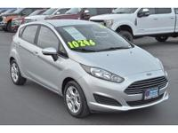 CARFAX One-Owner. Clean CARFAX. Silver 2015 Ford Fiesta