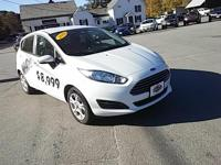 Outstanding design defines the 2015 Ford Fiesta! This
