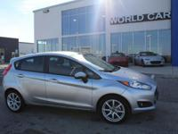 EPA 36 MPG Hwy/28 MPG City! Ingot Silver exterior and