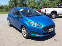 This awesome Fiesta will have you excited to drive to